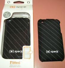 Speck Fitted hard shell case for Apple iPhone 3G/3GS, fabric covered, NEW