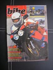 BIKE MAGAZINE FEBUARY 1989