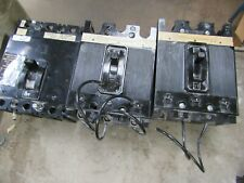 3 Ite & Square D 5 Amp, 3 Amp Ef3 And Fa1 Circuit Breakers (Good Condition)