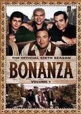 Bonanza: The Official Sixth Season, Vol. 1 DVD, ,
