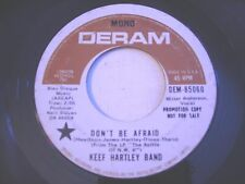 PROMO Keef Hartley Band Don't Be Afraid 1970 45rpm