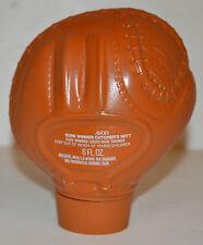 Vintage Avon Sure Winner Catcher'S Mitt Hair Trainer Collectible Bottle