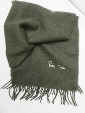 -Superbe  Echarpe PIERRE CARDIN  100% laine TBEG  vintage scarf