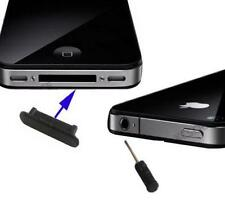 2 STOPPER CUFFIE DOCK TAPPO ANTIPOLVERE IPHONE 3G 3GS 4 4S IPAD 1 2 3 IPOD 2 3 4