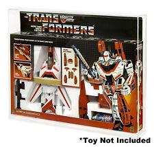 Transformers Jetfire Acrylic Display Case