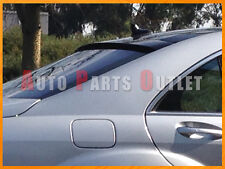 040 OEM Black S350 S550 S600 2007-2013 Mercedes-BENZ W221 Roof Spoiler Lip