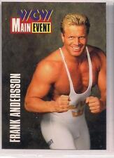 1995 Cardz WCW Main Event Frank Anderson