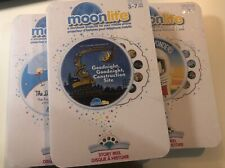 Lot of 3 Moonlite Story Reels GN Construction We're All Wonders Little Prince