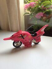 🍓  Moto Rose Power Rangers Longueur 21 Cm