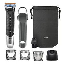 Braun Bodygroomer WET & DRY UOMO corpo intero Rasoio capelli e trimmer-bg5030
