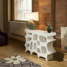 Modern Sideboard / Cabinet / Bookcase in White High Gloss 1.2 mtr 155