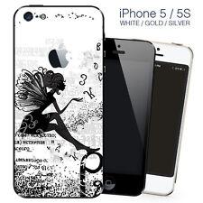 Fairy iPhone 5 wrap skin - iphone skin - covers for iphone 5 self adhesive