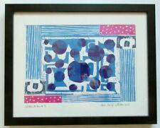 Artist Linocut Original Art Prints