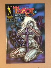 TAROT WITCH OF THE BLACK ROSE #3 COVER B VARIANT JIM BALENT BROADSWORD VF- 1ST