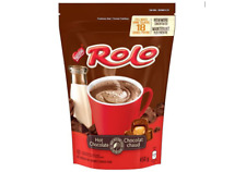 6 Bags Nestle Carnation Hot Chocolate ROLO 18 Servings 450g Each - Canada FRESH