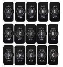 Samsung Galaxy Flip Etui Tasche Handyhülle Case Cover Schutz Buchstabe Name s10