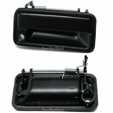 92 93 94 CHEVY GMC SUBURBAN Tahoe Jimmy OUTSIDE BLACK DOOR HANDLE FRONT RIGHT