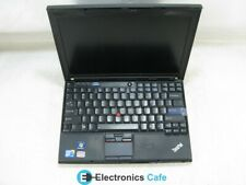 "Lenovo ThinkPad X201 12.2"" Laptop 2.40 Ghz i5-M 520 4GB RAM (Grade A)"