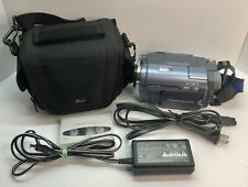 Sony CCD-TRV128 Handycam Camcorder 8mm Video8 Hi8 W/ Tape, Bag & Charger-Works