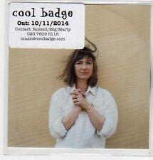 (FJ880) Mina Tindle, The Curse - 2014 DJ CD