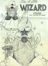 "22""Cloth/Soft Sculpture Troll/Wizard/Elf/Large Feet Art Doll Clothes Pattern"