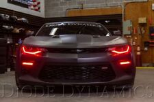 Multicolor RGBWA DRL LED Boards for 2016-2018 Chevrolet Camaro Diode Dynamics