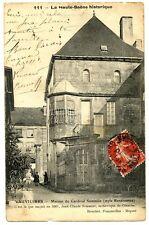 CPA 70 Haute-Saone Vauvillers Maison du Cardinal Sommier