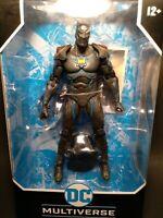 "DC Multiverse Batman Earth-44 Murder Machine 7"" Action Figure McFarlane Hasbro"
