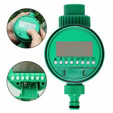 Bewässerungsuhr LCD Automatische Wasser Zeitschaltuhr Timer Garten Bewässerungs