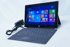 Microsoft Surface RT 64GB, Wi-Fi, 10.6in - Dark Titanium w Touch Cover & charger