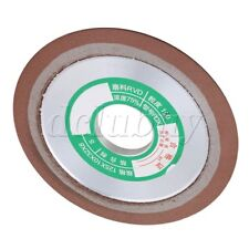 125mm One Side Tapered Diamond Grinding Wheel Grit 180 Cutter Grinder