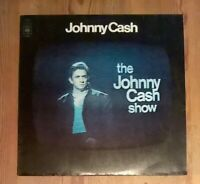 Johnny Cash ‎– The Johnny Cash Show Vinyl LP Album 33rpm 1970 CBS ‎– S 64089