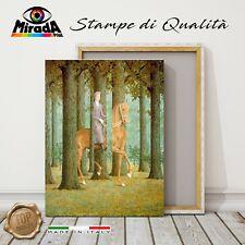 16.3x19.5inch SHOULI Dipinti Stampe su Tela Wall Art per la Decorazione della casa Legno