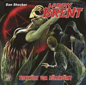Larry Brent - Folge 40: Todesküsse vom Höllenfürst