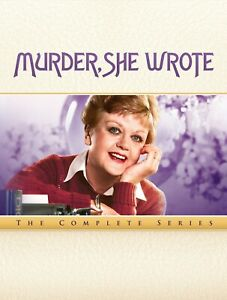 Murder, She Wrote The Complete Series DVD Angela Lansbury NEW