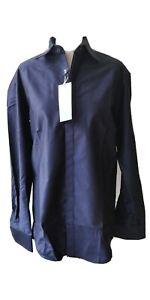 BNWT Rocola Dress Shirt - Navy / Cufflink