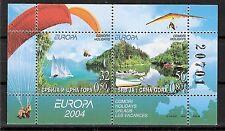 CEPT, Europa Jugoslawien 2004, Mi Block 57 postfrisch KW 25,00€