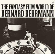 The Fantasy Film World of Bernard Herrmann 5013929331235
