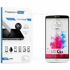 New Premium Real Tempered Glass HD Clear Screen Protector Film Guard For LG G3