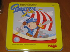 Pirate Joe by Haba - Game for 2 to 4 brave Buccanneers