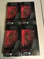"BATTLE DROID #108 Black Series 6"" Action Figure Star Wars 2020 Geonosis AOTC Red"