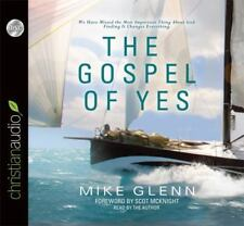 (New CD) The Gospel of Yes We Have Missed the Most Important Thing about God