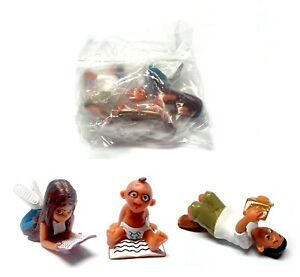 LIL HOMIES MIJOS SERIES 4 LIMITED EDITION FIGURES SET 1:32 SCALE RAREST HOMIES