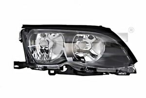 TYC Headlight Right Titanium For BMW E46 6910958