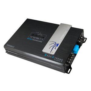 SoundStream BXA1-5000D Bass Xtreme Series 5000W Monoblock Car Audio Amplifier