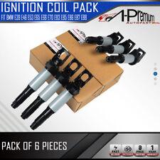 6x A-Premium Ignition Coils for BMW E39 E46 E53 E65 E66 E70 E83 E85 E86 E87 E88
