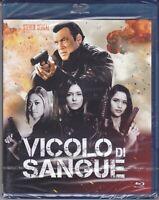 Blu-ray  VICOLO DI SANGUE con Steven Seagal nuovo 2012