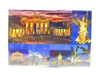 Berlin Foto Magnet 6 er Collage alle Highlights Souvenir Germany