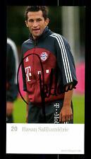 Hasan Salihamidzic Autogrammkarte Bayern München 2002-03 Original Sign+ C 2760