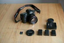 Canon EOS 5d Mark III 22.3 MP SLR-Fotocamera digitale-nero (solo chassis)
